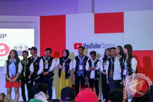 YouTube Jaring Kreator Konten Luar Jakarta