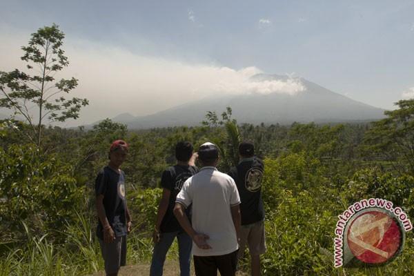 Alert status declared in Ggunung Agung