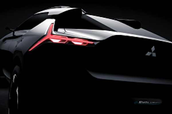 Mitsubishi e-Evolution Concept debut di Tokyo Motor Show 2017