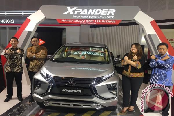 Oktober, Mitsubishi Xpander mulai didistribusikan ke konsumen