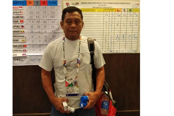 ASEAN Para Games – Bambang Wijanarko Si Penjaga Otot Atlet