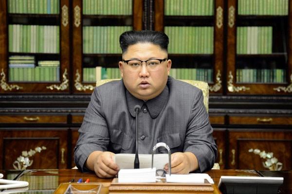 Kim Jong-un mengatai Donald Trump orang gila
