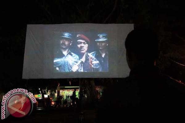 Film Pengkhianatan G30S/PKI warnai Malam Minggu di Aceh
