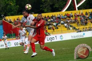 Semen Padang kehilangan dua pemainnya hadapi Bhayangkara