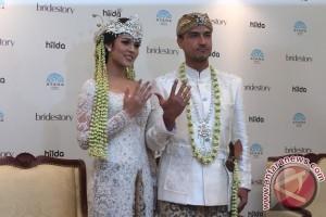 Raisa-Hamish curi-curi waktu demi siapkan pernikahan