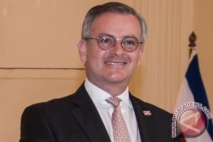 Menlu Costa Rica resmikan kedubes di Jakarta