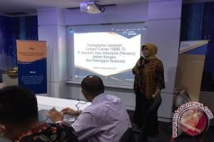 Sambut Hari Pelanggan Nasional Jasindo luncurkan call center terbaru
