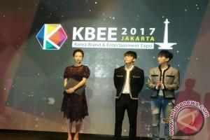 Tampilan Song Ji Hyo di hadapan penggemar Indonesia