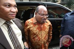 Pemeriksaan Gubernur Papua Lukas Enembe