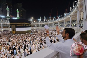 Saudi Arabia sambut dua juta muslim Dunia