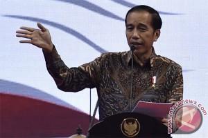Kemarin, Jokowi singgung Raisa hingga kelanjutan kasus Jessica