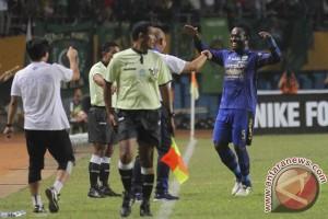 Hartono Ruslan akui lini belakang Sriwijaya FC kurang solid