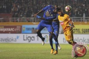 Sriwijaya FC datangkan Gumbs untuk angkat mental pemain