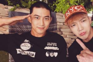 Taecyeon 2PM mulai wajib militer