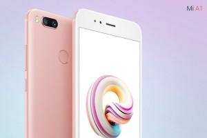 Xiaomi Mi A1 resmi meluncur