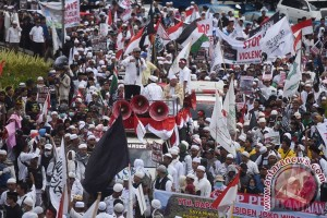 Solidarity toward Rohingya demonstrated across Indonesia