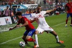 Korsel amankan tiket ke Piala Dunia 2018