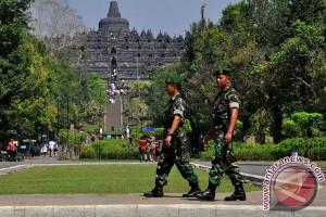 Borobudur tetap beroperasi selama Aksi Solidaritas Rohingya
