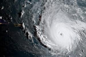 Tiada WNI korban Badai Irma, meski tempat tinggalnya rusak