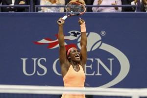 Tumbangkan Venus, Sloane Stephens ke final AS Terbuka
