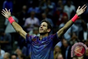 Harapan Federer terhenti di perempat final AS Terbuka