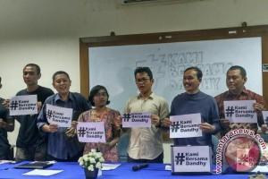 Aktivis nilai pelaporan Dandhy Laksono tentang demokrasi