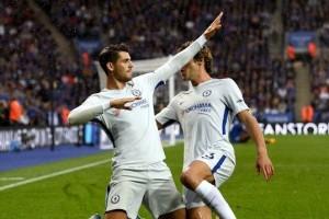 Morata cetak gol lagi, Chelsea lanjutkan tren kemenangan