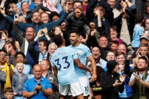 Manchester City di puncak klasemen Liga Inggris