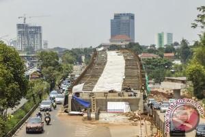 Pembangunan Proyek Tol Depok-Antasari