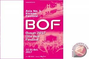 Penjualan tiket Busan One Asia Festival 2017 resmi dibuka pada 11 September