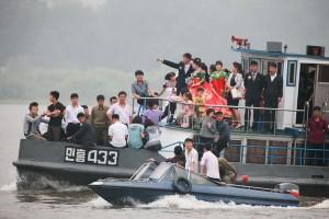 Rusia buka kembali jalur feri menuju Korea Utara