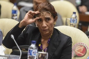 Menteri Susi: lawan mafia jangan dengan cara-cara normatif