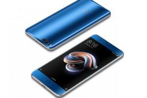 Xiaomi Mi Note 3 meluncur bersama Mi Notebook Pro