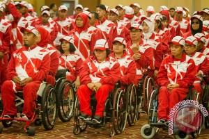 ASEAN Para Games - Tim tenis meja ingin jadi juara umum