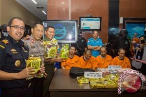 Penangkapan Sabu Jaringan Malaysia