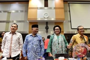 RDP Komisi III Dengan KPK