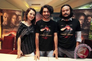 Peluncuran Film Gerbang Neraka