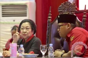 Rapat Konsolidasi DPD PDI Perjuangan Sumsel