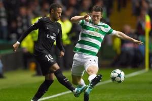 PSG libas Celtic 3-0 di babak pertama
