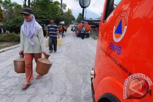 BPBD Bantul tak khawatirkan defisit air