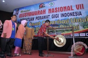 Munas Perawat Gigi Indonesia