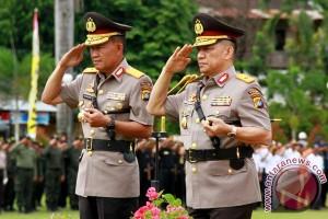 Kapolda Riau resmi naik pangkat