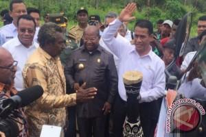 Kerja sama Kementan-TNI tunai hasil, tidak ada impor beras