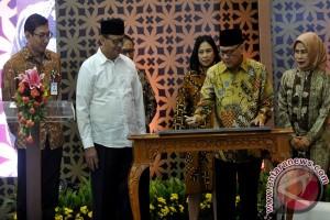 Peresmian Gedung BI Banten