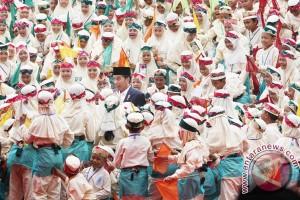 Presiden: anak Indonesia jangan takut bermimipi