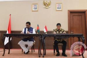 Menteri ESDM Indonesia dan Bangladesh jalin kerja sama energi