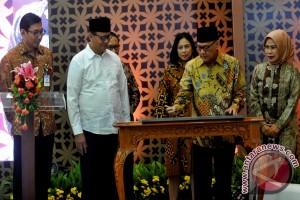 BI resmikan gedung baru Kpw Banten