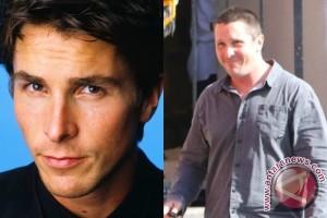 Demi peran, Christian Bale menggemukkan badan