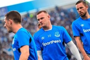 Everton tertinggal sementara 0-3 dari Atalanta