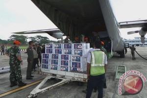 Bantuan kemanusiaan RI untuk pengungsi Rohingya kembali mendarat